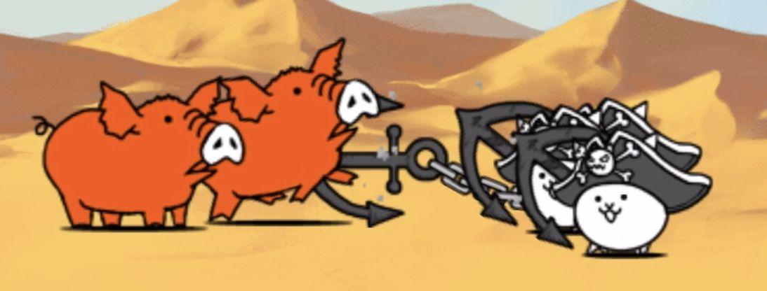 にゃんこ大戦争【攻略】:キャラの役割を覚えて強敵を撃破!戦闘の基本と無課金おすすめ編成を紹介!!