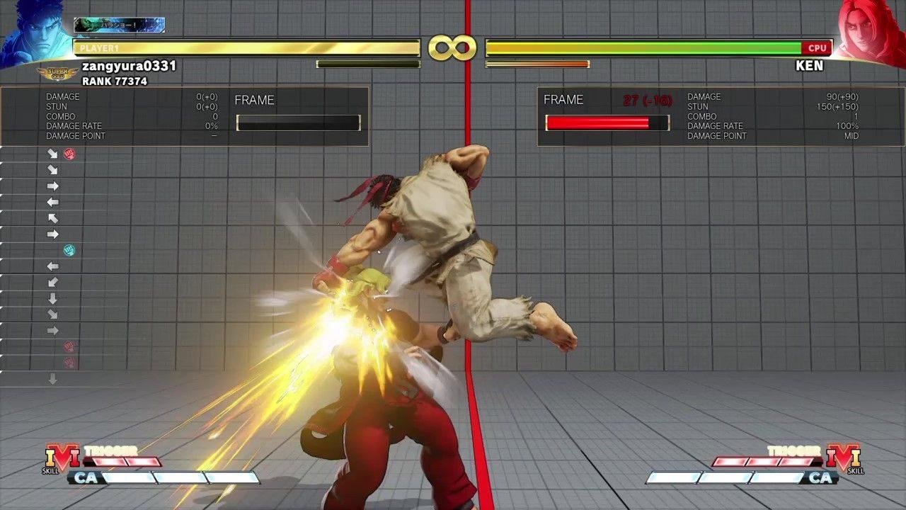 【1号ブログ】ジャンプ攻撃からのコンボをマスターしよう!【格ゲー初心者講座その4】