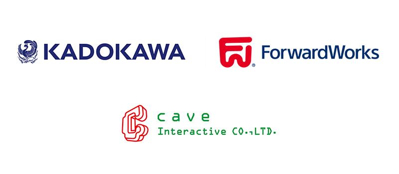 KADOKAWA×ForwardWorksによる新プロジェクトが始動!開発はケイブが担当