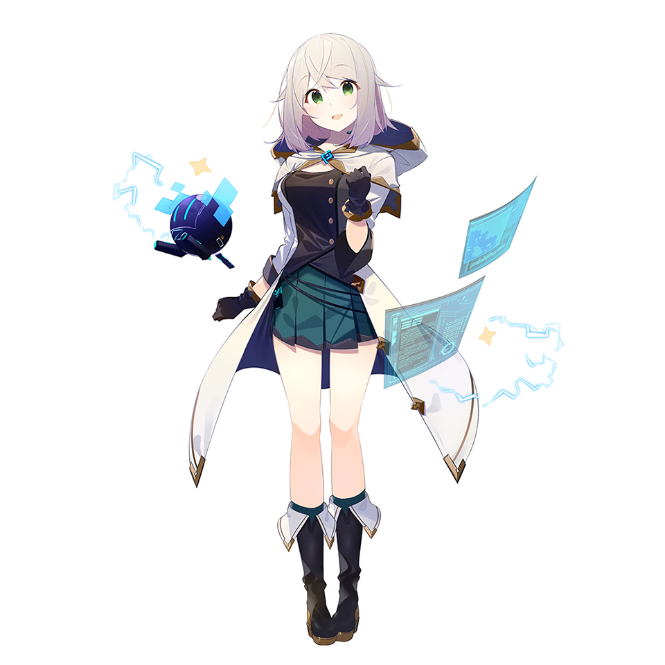 DMM GAMES新作『要塞少女』の事前登録が開始!