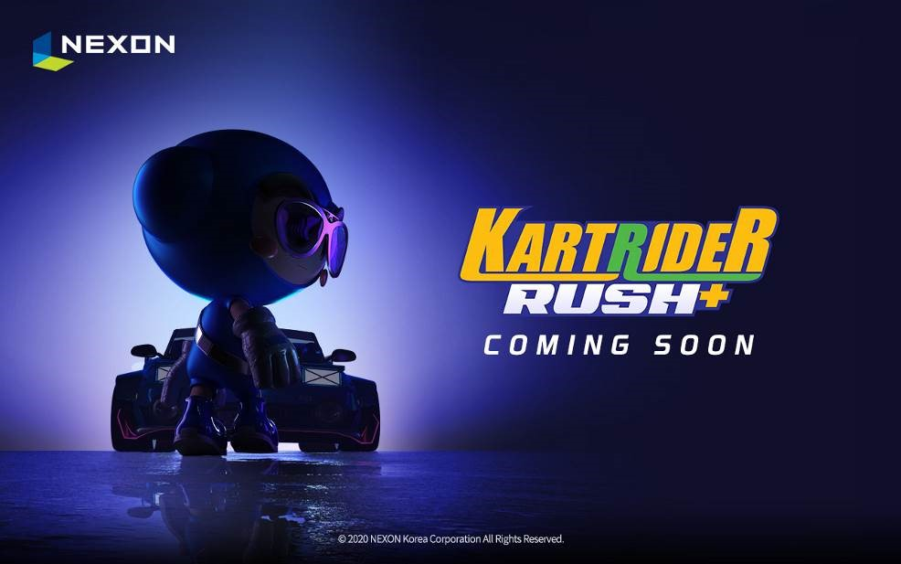 ネクソンの新作カートレーシング『KartRider Rush+』が日本に先駆けて近日グローバル配信決定!