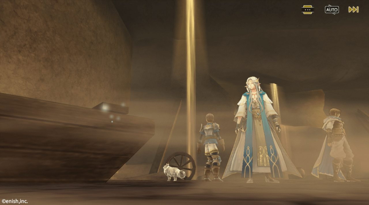 『De:Lithe ~忘却の真王と盟約の天使~』が大型アップデート実施!ストーリー新章が追加