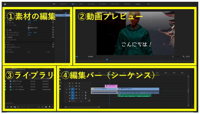 ゼロから始めるゲーム動画【編集編1】:Premiere Proの超基本的な使い方①【Appliv Games編集部ブログ】