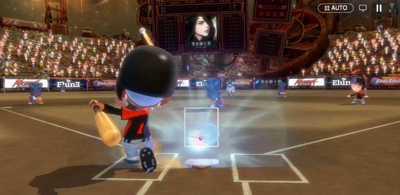 ひっぱりバッティング野球RPG『ベースボールスーパースターズ』の事前登録開始!キャンペーンも開催中!