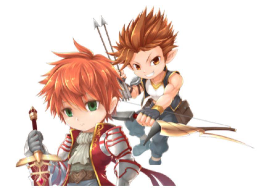 新作アクションRPG『トリニティファンタジー』がApp Storeより配信開始!
