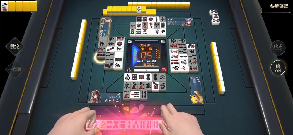『雀龍門M』を先行プレイ!PC版からの変更点や新要素をまとめて紹介【ゲームプレビュー】
