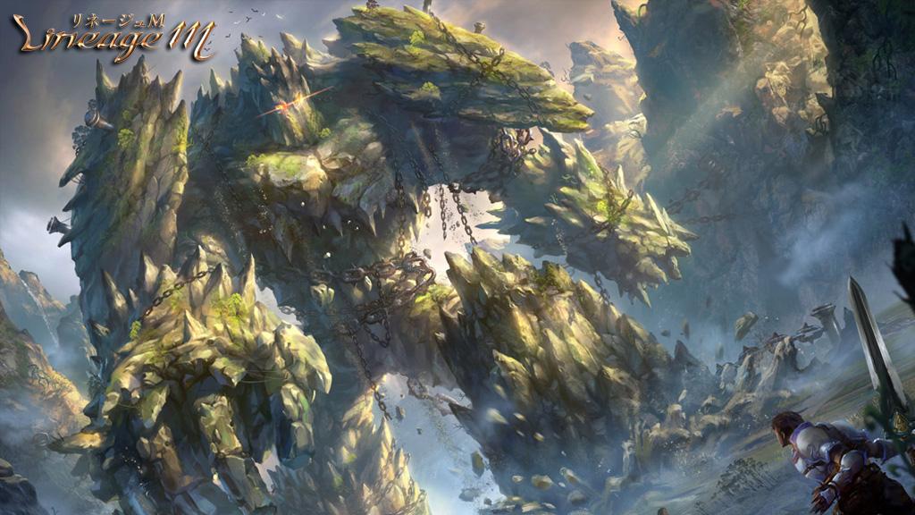 『リネージュM』の「忘れられた島」にボスモンスター「エンシェントガーディアン」が実装!
