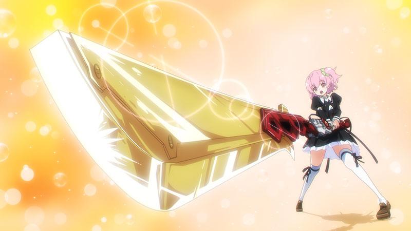 TVアニメ『アサルトリリィ BOUQUET』が10月1日(木)放送開始!第1話の先行場面カットが公開!