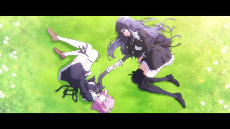 TVアニメ『アサルトリリィ BOUQUET』のオープニング・エンディング映像が公開!