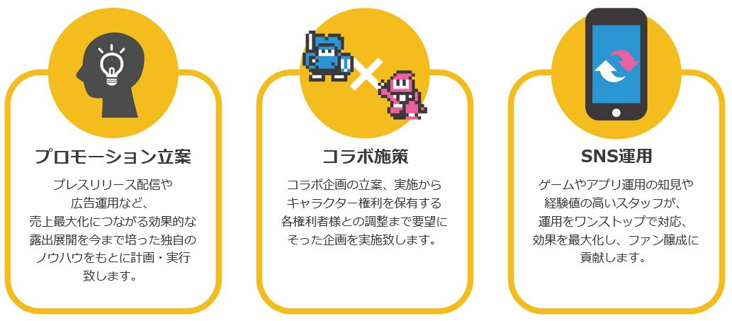 日本マーケットで成功につなげるためのゲーム支援サービス「TsunaGaL」が提供開始!