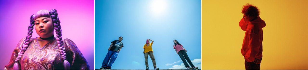 新作大規模対戦アクション『A.I.M.$(エイムズ)』に「渡辺直美」「Dizzy Sunfist」「Vaundy」が参加決定!