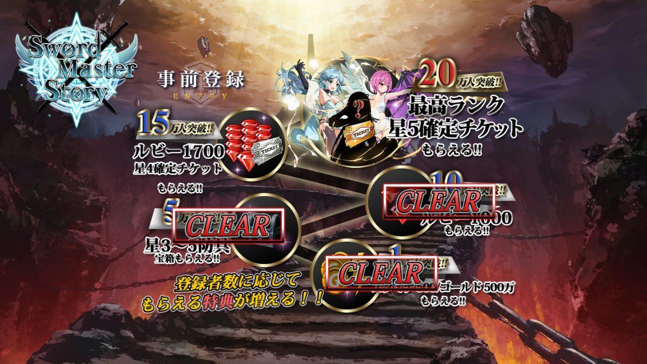 超高速バトルRPG『ソードマスターストーリー』が10月29日(木)正式リリース決定!