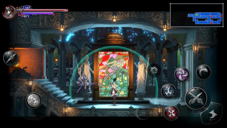 『Bloodstained: Ritual of the Night』モバイル版の事前登録が開始!