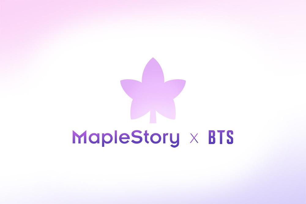『メイプルストーリー』と『メイプルストーリーM』で「BTS」とのコラボ開催が決定!