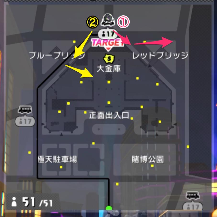 A.I.M.$(エイムズ)【攻略】:「リッチマンズカジノ」の初動をバスルートごとに解説