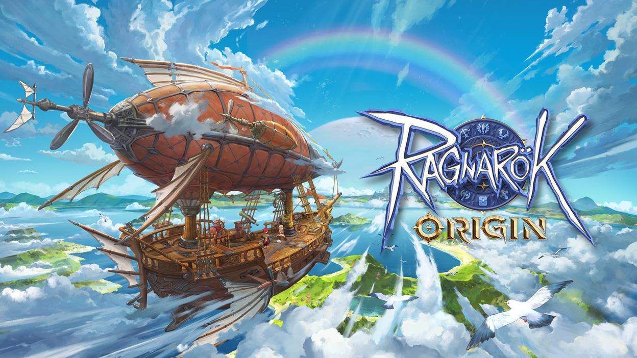 年内サービス開始予定の新作MMORPG『ラグナロクオリジン』先行体験会を開催中!