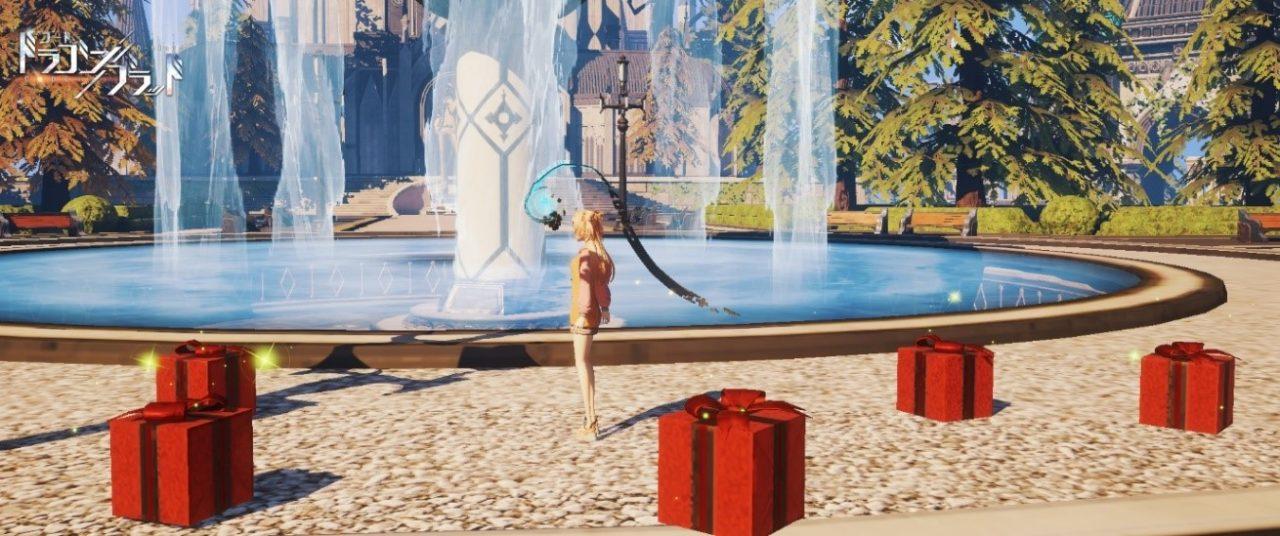 『コード:ドラゴンブラッド』新メインストーリー「世界の果て」の情報が明らかに!