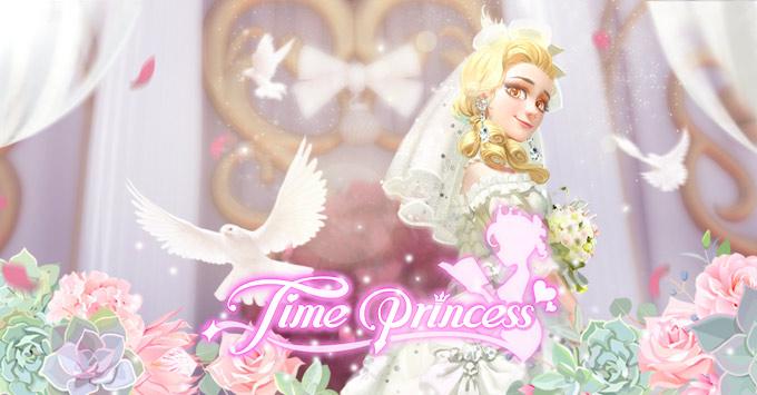 IGG新作3DドレスアップRPG『タイムプリンセス』が正式リリース!自分だけの衣装で物語を楽しもう!!