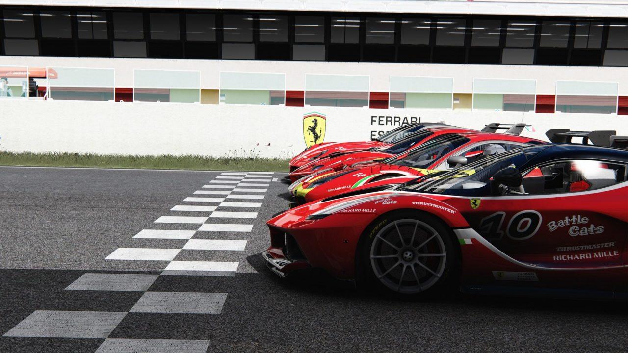 にゃんこ大戦争【ニュース】:「ポノス」が「フェラーリEsports FDAチーム」とパートナーシップ締結