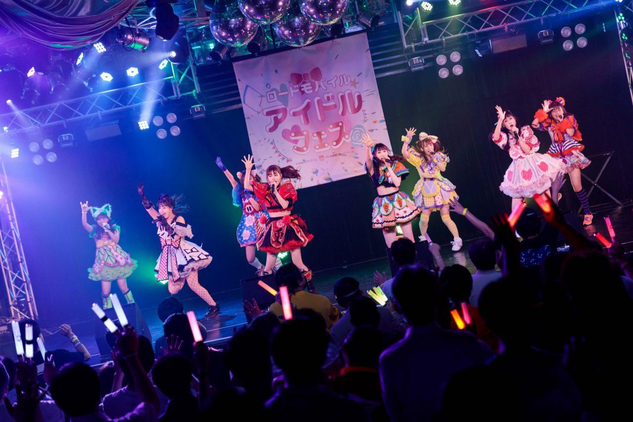 ロードモバイル【ニュース】:「ローモバアイドルフェス」のライブレポートを公開!