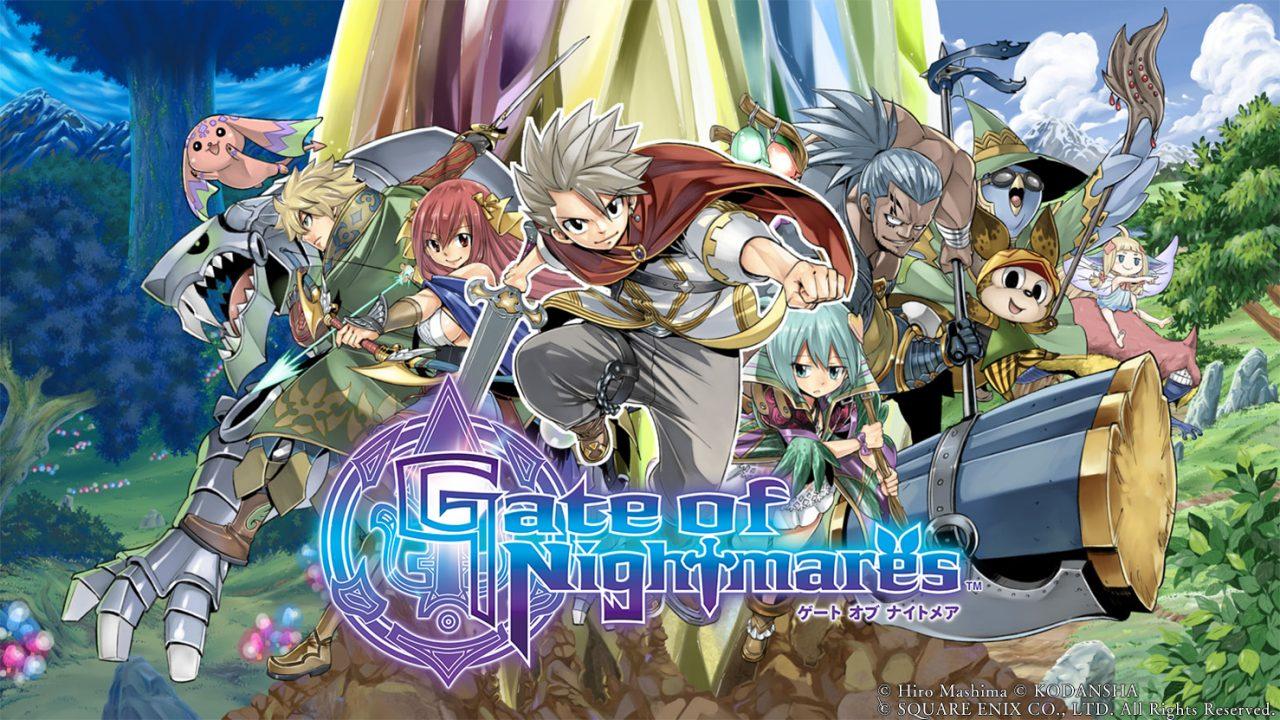 新作RPG『Gate of Nightmares(ゲートオブナイトメア)』本日よりアプリストアでの事前登録開始!