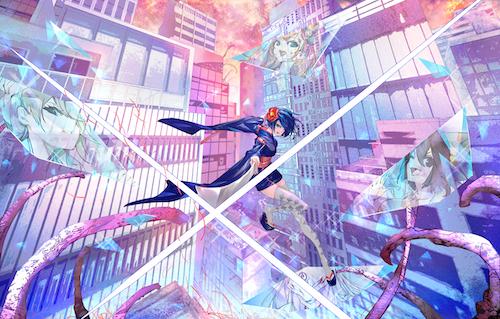 アピリッツが『式姫Project』のスマホ向け完全新作ゲームを発表!2022年サービス開始予定!!